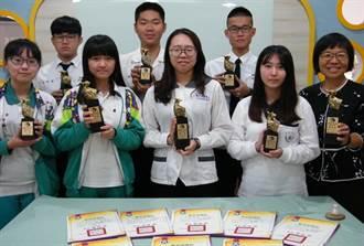 員林農工學生全國農業技藝賽 得獎也贏得就業機會