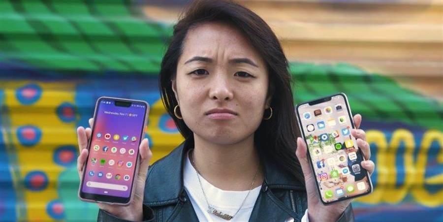 身為果粉的外媒編輯,選擇跳槽 Android 陣營。(圖/翻攝Business Insider)