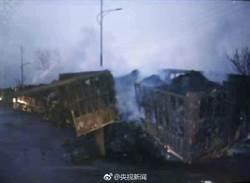 河北化工廠爆炸 44人死傷