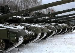 俄大軍壓邊境 烏俄面臨全面戰爭陰影