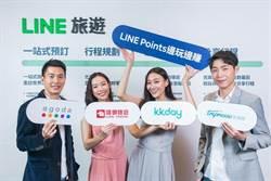 LINE旅遊正式上線 華航直飛日本機票最高85折