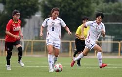 中華女足出征關島 東亞盃再演兩岸對決