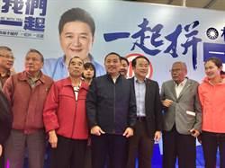 影》和柯文哲爭搶副市長人選邱豐光? 侯友宜:很多人想重用他