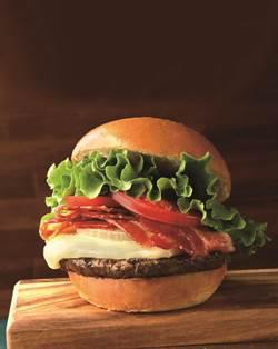 小資族省錢看過來 KUA`AINA台中港店「牛肉漢堡」限時單點優惠