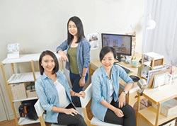 3位雲科大學生攜手創業 良路設計 3年獲獎無數