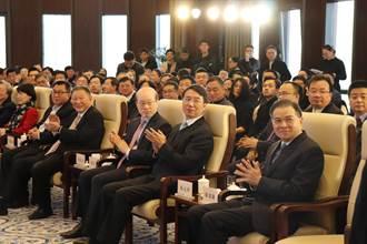 九合一選舉後第一個公開行程 劉結一批民進黨與台獨推行去中國化