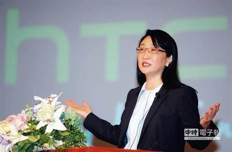 宏達電董事長王雪紅。(資料照)