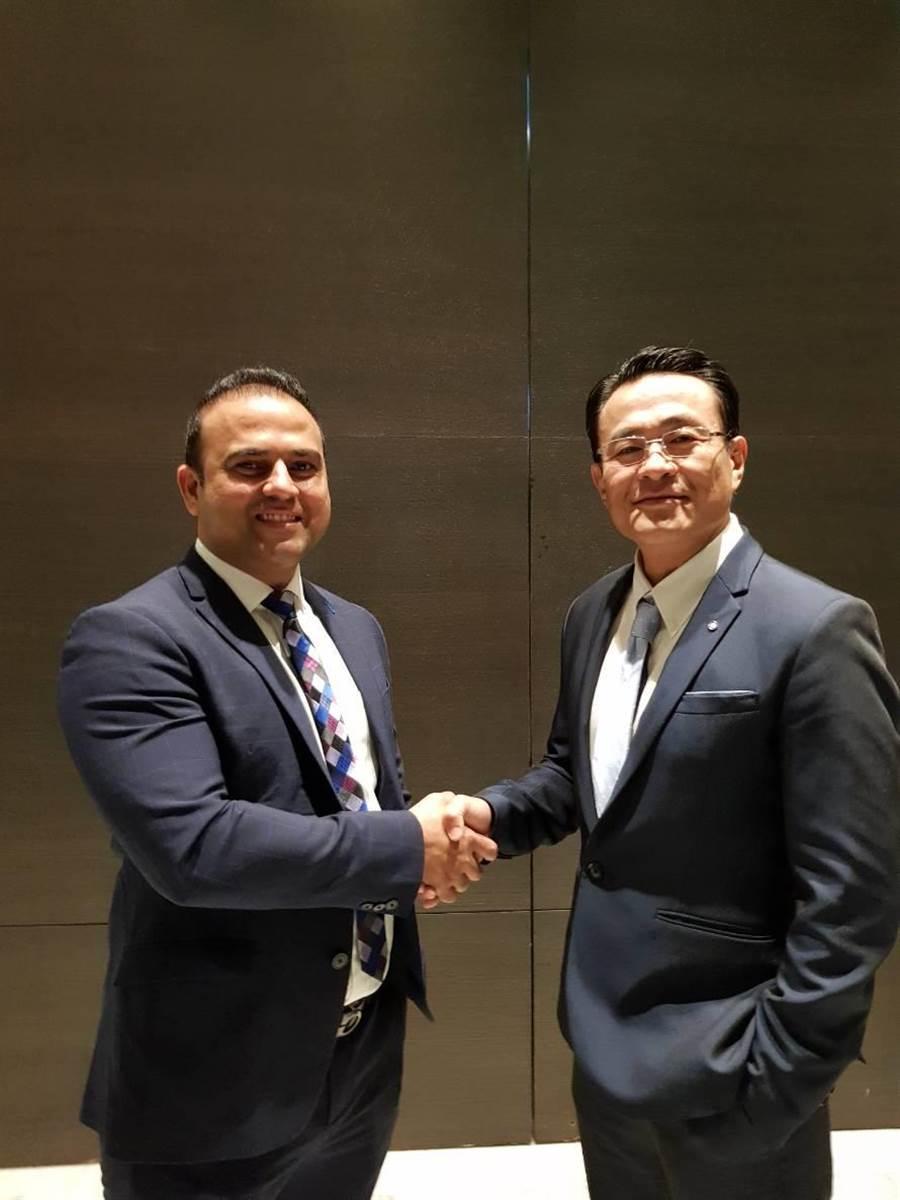 國際重量級區塊鏈論壇「世界區塊鏈高峰會」(World Blockchain Summit