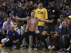 NBA》周日確定復出 柯瑞:球隊不讓我明天打