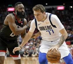 NBA》哈登大三元也沒用 火箭落居西區倒數第2
