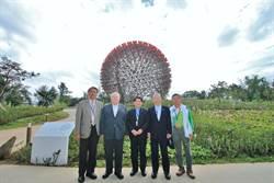 尼加拉瓜外長參訪花博 力讚四口之家永續建築