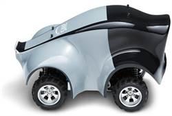 亞馬遜發表自動駕駛玩具車 背後意圖更耐人尋味