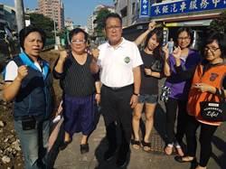 選後遭砍樹 台中北屯居民怒吼「無權判死」