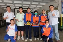 北港國中培育機器人創作人才 偏鄉孩子努力衛冕全國第一
