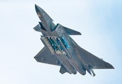 殲-20全疆域作戰 將列裝500架