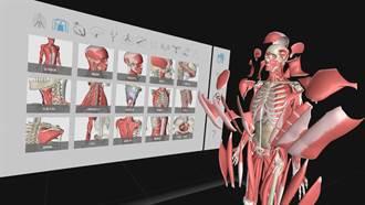 臺醫大攜手HTC DEEPQ成立全球首間VR解剖學教室