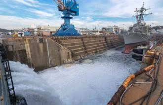遭撞美艦馬侃號在日完成修復 明年重新服役