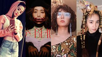 蔡依林新專輯「素顏香腸嘴」?8種造型只能說呸姐走很前面啊