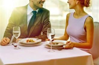 約會對象影響食量?研究:如果對方相貌平平會吃得更多
