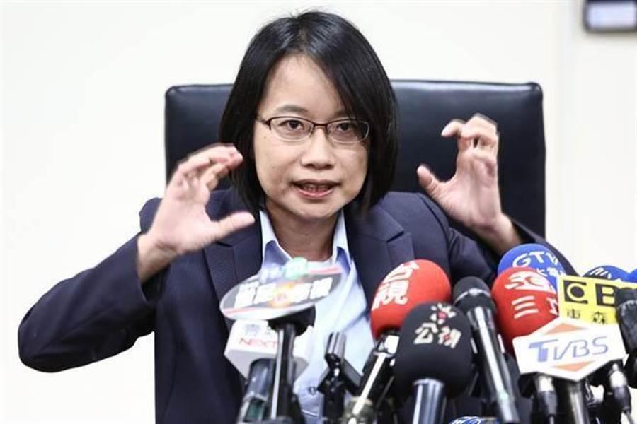 孫大千認為前北農總經理吳音寧是拖垮綠營選情的頭號戰犯。(圖/中時資料庫)