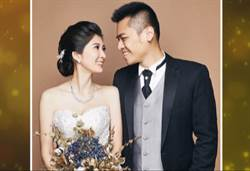 李明璇激似Hebe氣質爆表 喜上加喜邀韓國瑜當證婚人