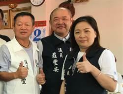 蘇澤峰表態爭取嘉義市副議長 女議員說話了