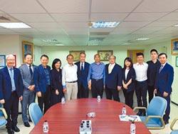 給工作 香港信和集團主席訪韓國瑜