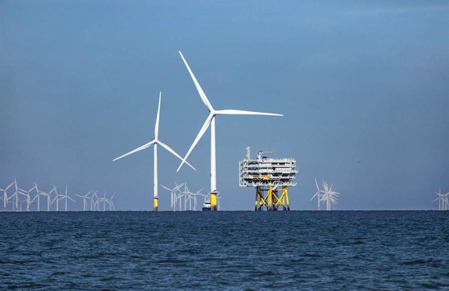 離岸風電發電收購價大跌,外國風電商今發聯合聲明,表示「無法接受」。(圖:離岸風電商提供)