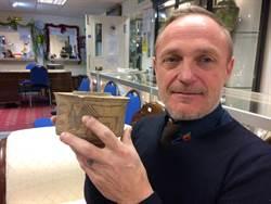 賺到了! 百元陶罐「積滿牙膏漬」 竟是4000年古物價格翻倍