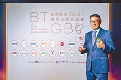中信金品牌價值 金融業稱冠