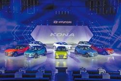 跨界休旅車大亂鬥 現代Kona超高CP值 越級挑戰雙B同級車