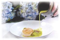 美食講義-法菜廚界天后成功之道:讓每一種獨特食材 和諧交流