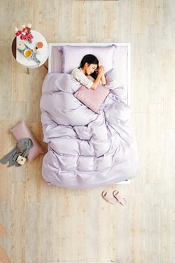 居家創意fu-挑對寢具 打造一夜好眠