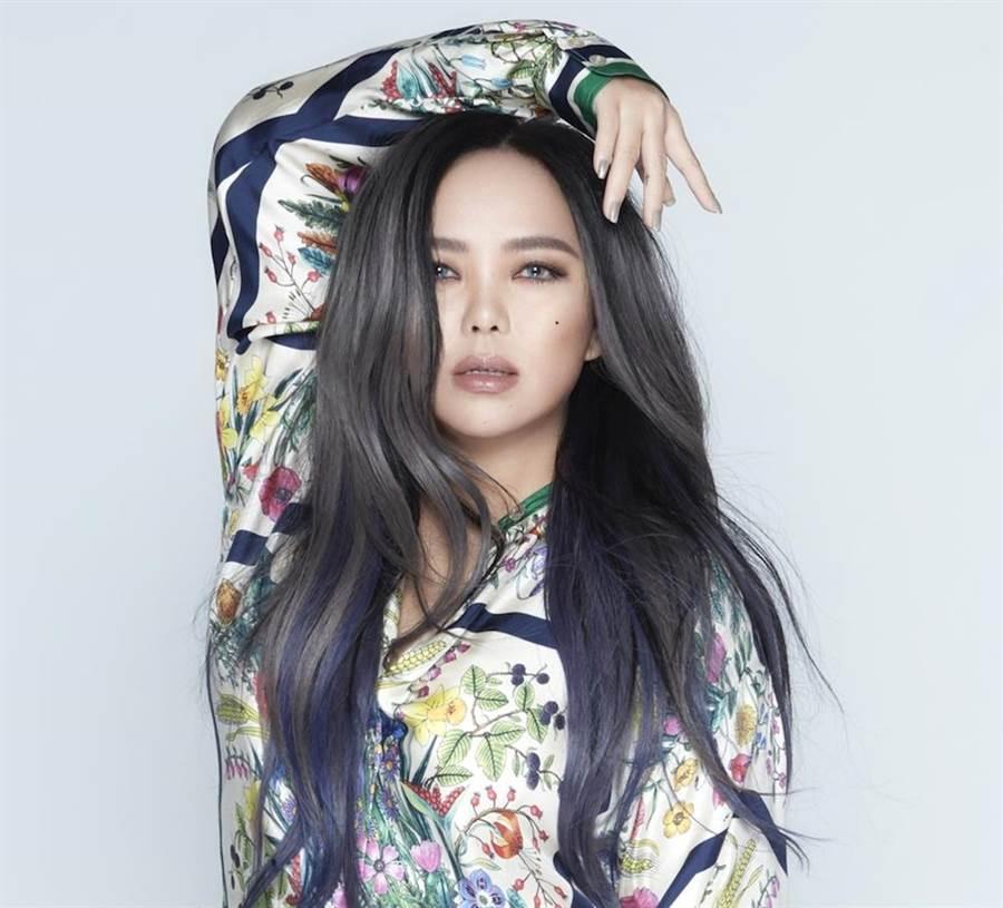 張惠妹睽違3年再登台北跨年晚會擔任壓軸表演。(圖片提供:華視)