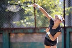 澳網外卡賽》腹部拉傷退賽 張凱貞來年繼續拚