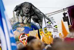上千德國民眾發起「停煤退火」環保遊行