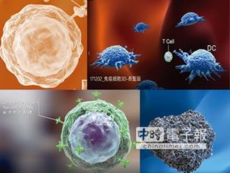 長聖攜手中醫大 致力細胞療法