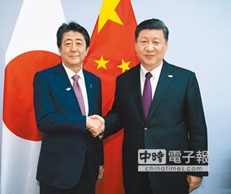 習安會 促談中日韓自貿協定
