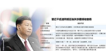 G20峰會 習近平、金磚國 齊批美保護主義