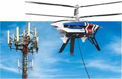 雷虎空中LTE基地台無人直升機 通訊驗證成功