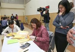 台北市長選戰驗票第4天  法院驗完55%票箱