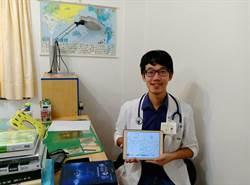 陽明生進大師實驗室蹲點研究 設計出用iPad繪圖診斷精神疾病