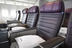 聯合航空豪經艙開賣  為台北-舊金山等航線旅客提供服務