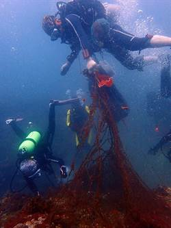 新北海洋防衛隊 持續為守護美麗海洋努力