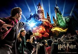 日本環球哈利波特夜間燈光秀!「霍格華茲魔法慶典」2019年春季公開