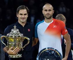 網球》好大的口氣! 世界第60名想找費德勒雪恥