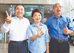 中時社論》選民已覺醒 藍綠新世代莫猶豫