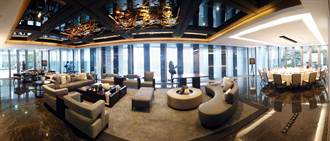 《產業》總統套房變宴客空間,亞昕福朋喜來登攻名流財