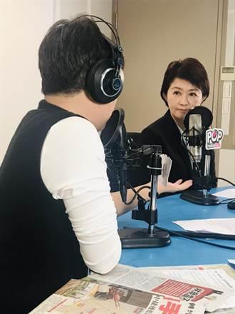盧秀燕:民進黨敗在自我感覺良好 賴清德最有反省能力