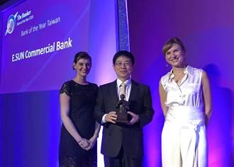 玉山銀行榮獲《The Banker》2018「台灣最佳銀行」